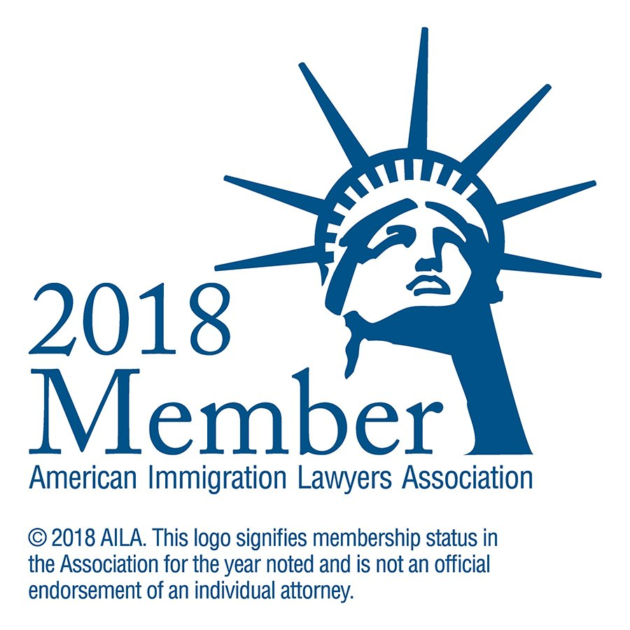 AILA - American Immigration Lawyers Association Member 2016